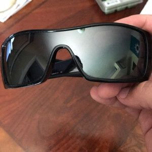 Oakley batwolf glasses